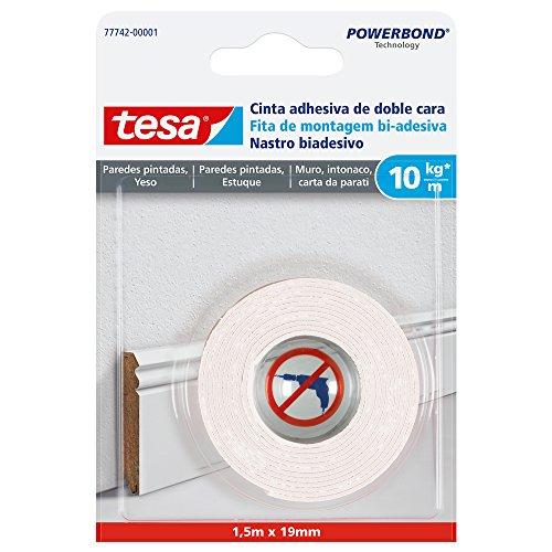 TESA TE77742-00001-00 SMS Cinta adhesiva Doble Cara