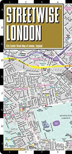 Plan StreetWise Londres