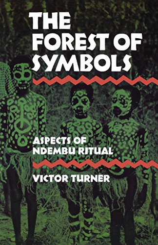 The Forest of Symbols: Aspects of Ndembu Ritual (Cornell Paperbacks) por Victor Turner