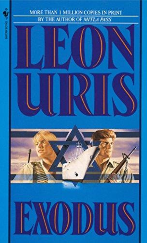 Exodus por Leon Uris