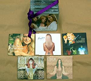 The Must Have Collection of Pussy Pop (10 CD Singles, Package, Pop) Use it as Gift / for Party Djs / Completing your Collection