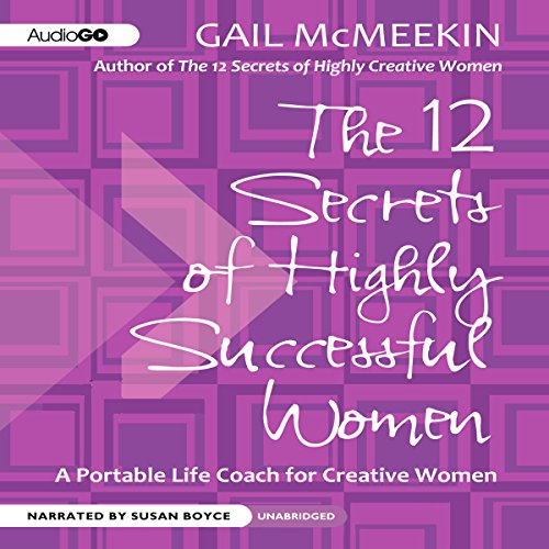 The 12 Secrets of Highly Successful Women  Audiolibri