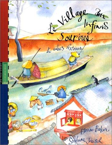 """<a href=""""/node/4863"""">Le village aux infinis sourires et autres histoires, Le voyage, La bicyclette, Le cerf-volant, Le village aux infinis sourires</a>"""