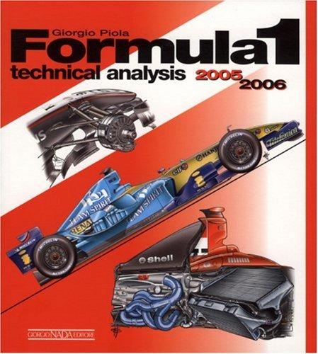 Formula 1 2005-2006. Technical analysis por Giorgio Piola