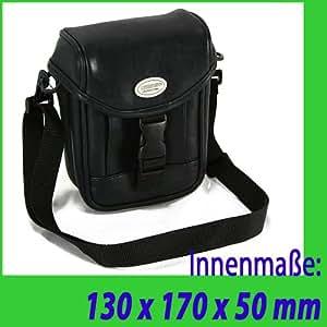 Unomat mEGAline 3-sacoche pour appareil photo-noir