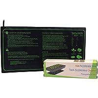 """Aiicioo calefactor para reptiles y anfibios (17.5 watt (10"""" x 20""""))"""