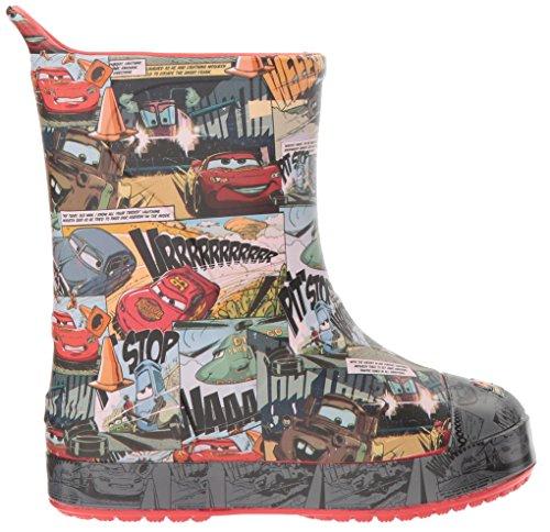 Crocs - Unisex-Kind Bump It Autos Boot Rot (Flame)