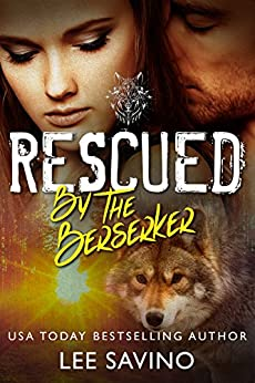 Rescued by the Berserker (The Berserker Brides Book 1) (English Edition)