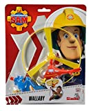 Simba 109253246 - Feuerwehrmann Sam Wallaby F...Vergleich