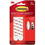 3M - Command Large Mounting Refill Strips (lot de 6)
