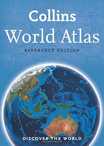 Collins World Atlas: Reference Edition by Collins Maps (2015-04-01)