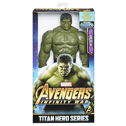 Marvel- Hulk with Titan Hero Power FX Port Series