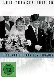 Liebesbriefe aus dem Engadin - Luis Trenker Edition [Edizione: Germania]