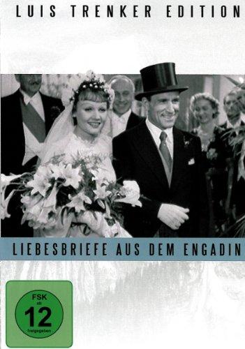 Bild von Liebesbriefe aus dem Engadin - Luis Trenker Edition