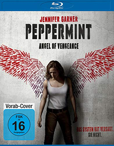 Peppermint - Angel of Venegeance [Blu-ray]