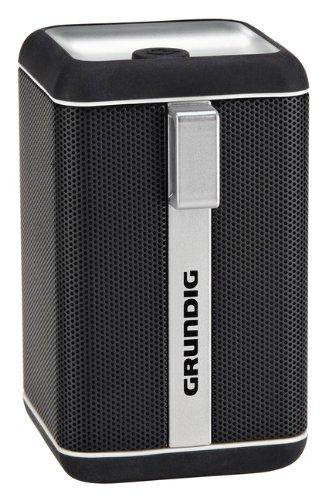Grundig GSB 110 Bluetooth Lautsprecher schwarz/silber