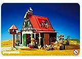 Playmobil 3716 Alter Bauernhof mit viel Zubehör