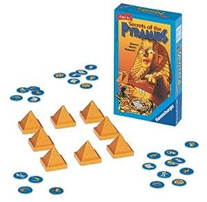 Secrets of the Pyramids Travel Game