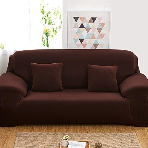 Rayinblue funda sofá funda elástica sofá 2plazas