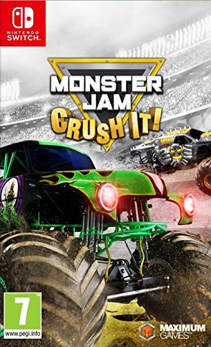 Monster Jam Crush It pour Nintendo Switch
