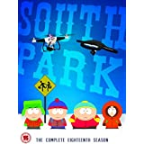 South Park - The Complete 18Th Season