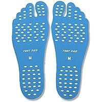 LamberthcV 1 Paar Rutschfeste, Selbstklebende Fußpolster, Isolierte Füße, Fußschutz, hitzebeständig, für Strand... preisvergleich bei billige-tabletten.eu