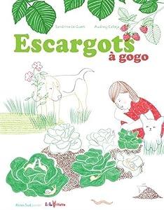 vignette de 'Escargots à gogo (Sandrine Le Guen)'