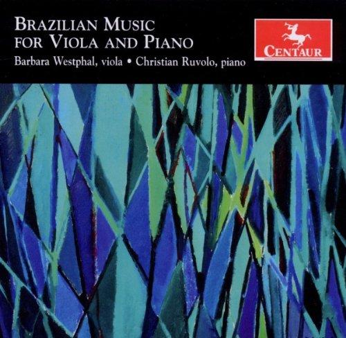 Brasilianische Musik Für Viola und Klavier (Brasilianische Musik-cd)