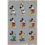 Empire merchandising 640086 Disney Mickey Mouse de evolución de película de la televisión para niños de