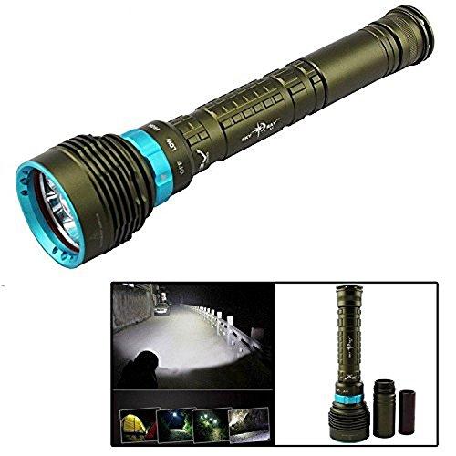 Preisvergleich Produktbild SKYRAY 2016Neue LED Diving Taschenlampe 7x CREE XM-L214000LM LED Taschenlampe linternas Unterwasser 100m wasserdicht Lampe Taschenlampe