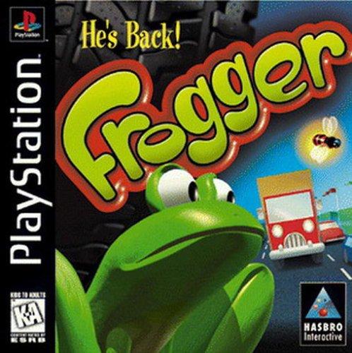 Frogger (Frogger Playstation)