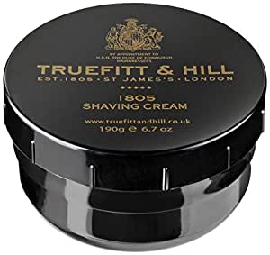 Truefitt and Hill 1805 Shaving Cream (190 g)