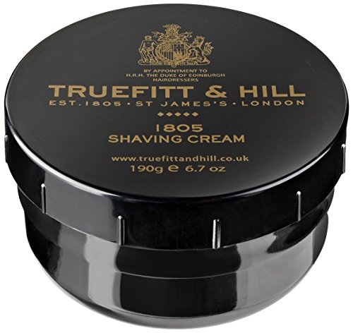 Truefitt and Hill 1805, crema da barba in barattolo