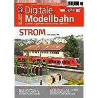 Digitale Modellbahn 13 - Strom für die Bahn - Elektrik, Elektronik, Digitales und Computer - MIBA, Eisenbahn Journal, ModellEisenBahner