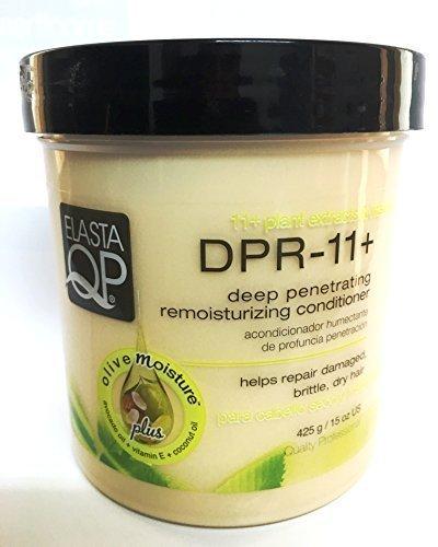 Elasta Qp dpr-11+ Deep Penetrating Remoisturizing Conditioner