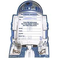 Hallmark Star Wars Birthday Party Invites, Best Party in the Galaxy - Medium, Pack of 20