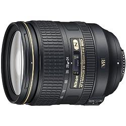 Nikon Objectif AF-S 24-120 mm f/4G ED VR