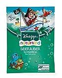 Kneipp Naturkind Schaumbad Seeräuber, 12er Pack (12 x 40 ml)