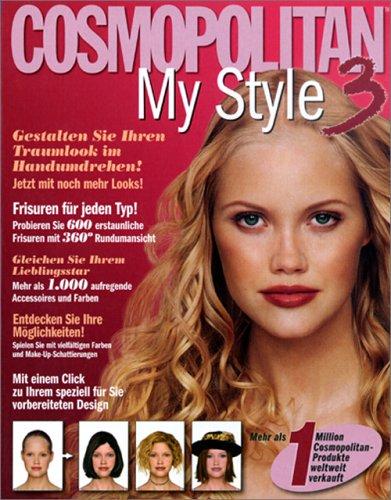 Cosmopolitan My Style 3. CD- ROM für Windows 95/98. Virtuelles Haar-/Kosmetikstudio