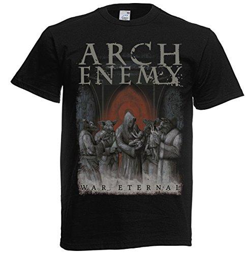 Arch Enemy Guerra eterna, 702297maglietta Black XX-Large