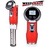 WESTCRAFT Sous-Vide Stick 1300W Niedertemperaturgarer Vakuumgarer Vakuum garen kochen