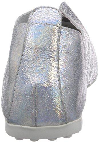 P1  Shot, pantoufles femme Argent - Silber (holo silver)