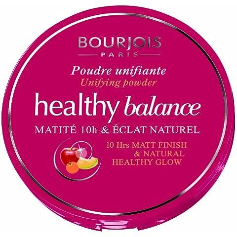 Bourjois - Polvos Compactos Healthy Balance