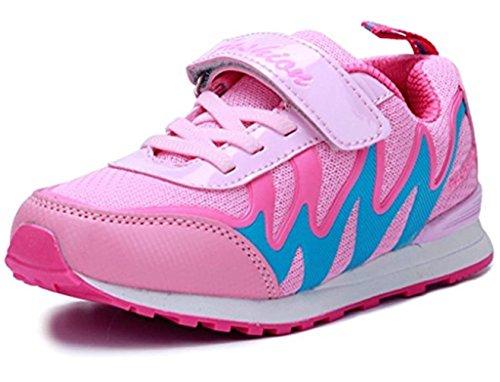 WUIWUIYU Chaussure de Sports Bsakets pour Garçons et Filles