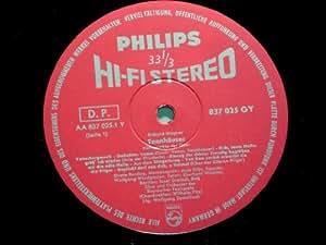 Richard Wagner: Tannhäuser - Philips Hi-Fi Stereo - LP - GER