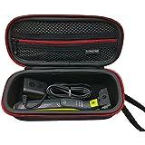 YiSeyruo Bolso de almacenamiento de viaje Fundas para Philips OneBlade QP2520/30