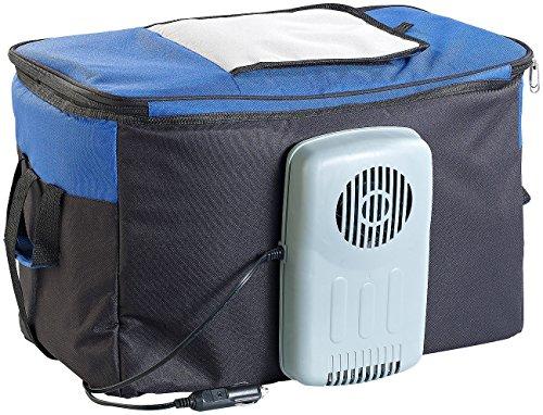 Xcase Kühltasche 12V: Elektrische 12-V-Thermo-Kühltasche, 38 l (12 Volt Kühltasche)