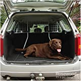 Rosewood 02449 Hundegitter fürs Auto - 3