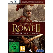 Total War: Rome 2 - Emperor Edition [Importación Alemana]