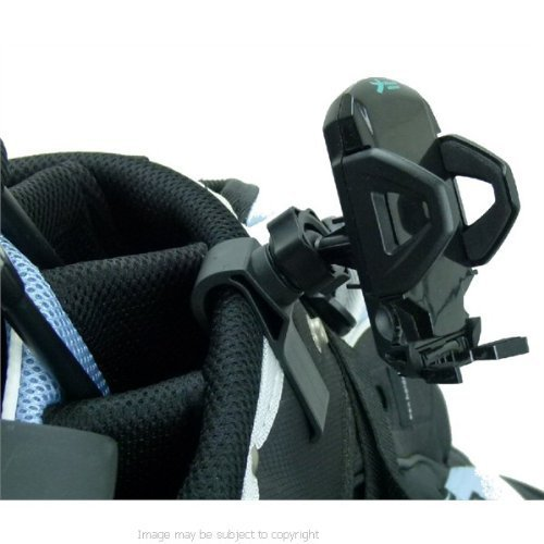 SCHWARZ Golf Tasche Clip Halterung für Garmin
